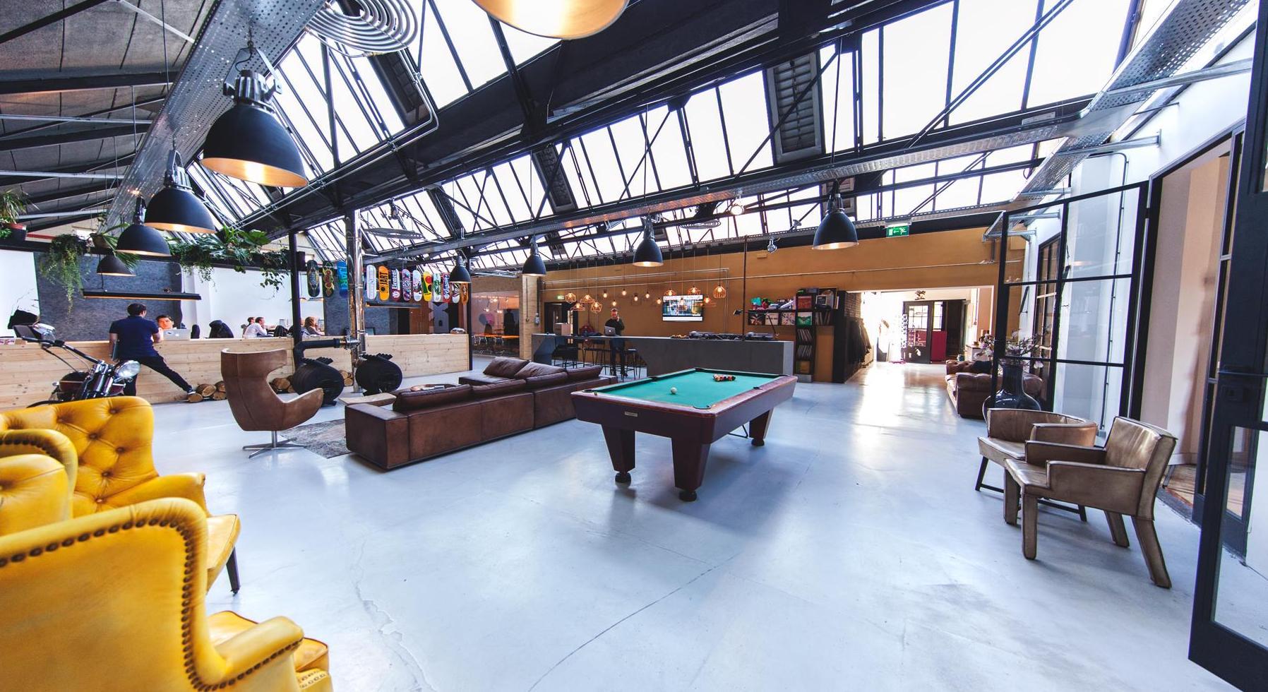 kantoor phoenixstraat endeavour group Haarlem